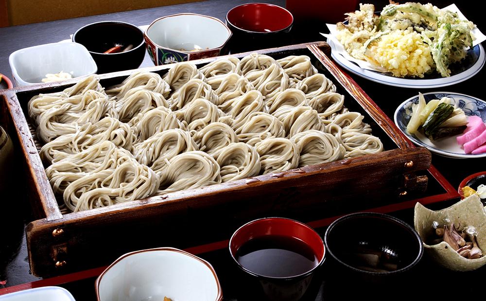 โซบะ อาหารญี่ปุ่น ทัวร์ญี่ปุ่น