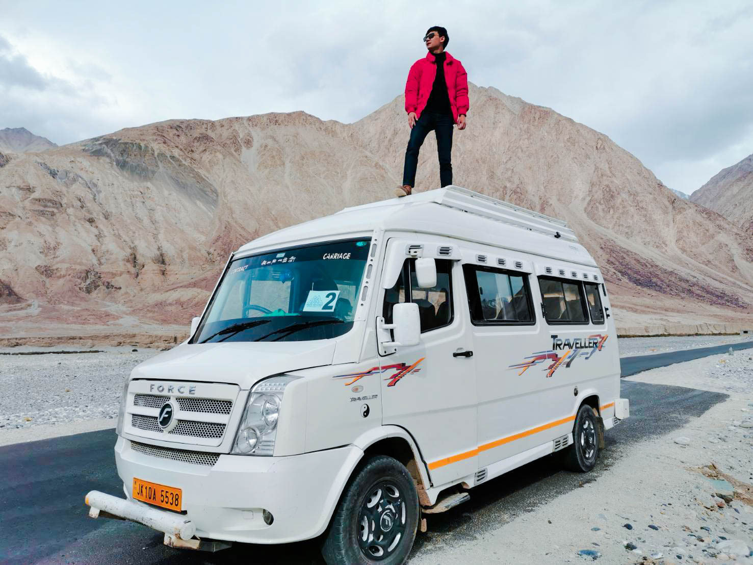 นูบร้าวัลเลย ทัวร์เลห์ ลาดักห์ เที่ยวเลห์ ลาดักห์ Leh Ladakh Tour leh ladakh