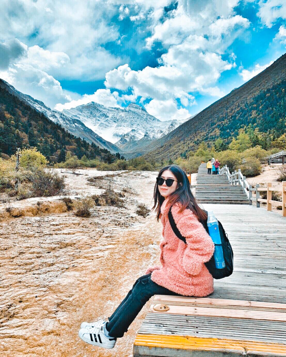อุทยานแห่งชาติหวงหลง ทัวร์จีน ทัวร์จิ่วจ้ายโก Jiuzhaigo