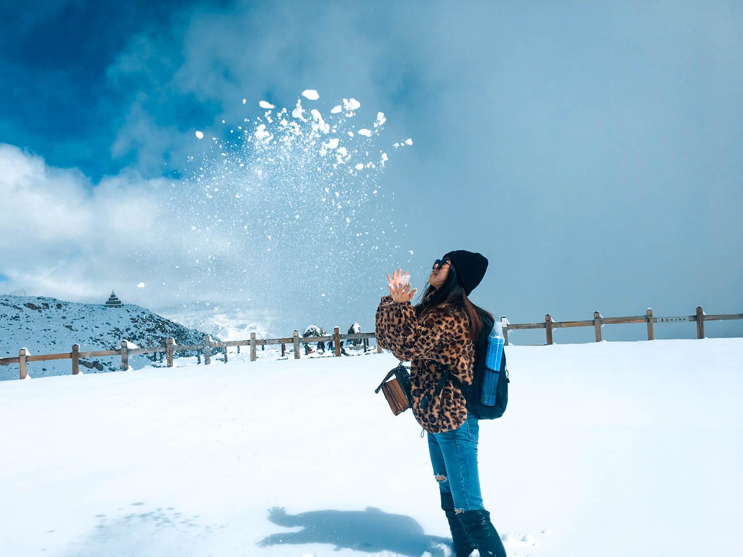 อุทยานสวรรค์ภูผาหิมะการ์เซีย ทัวร์จีน ทัวร์จิ่วจ้ายโก Jiuzhaigo