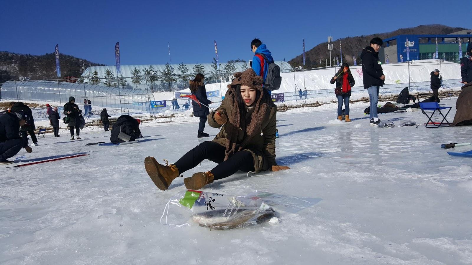 ทัวร์เกาหลีหน้าหนาว เที่ยวเกาหลี