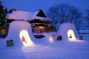 หิมะ หน้าหนาว ญี่ปุ่น