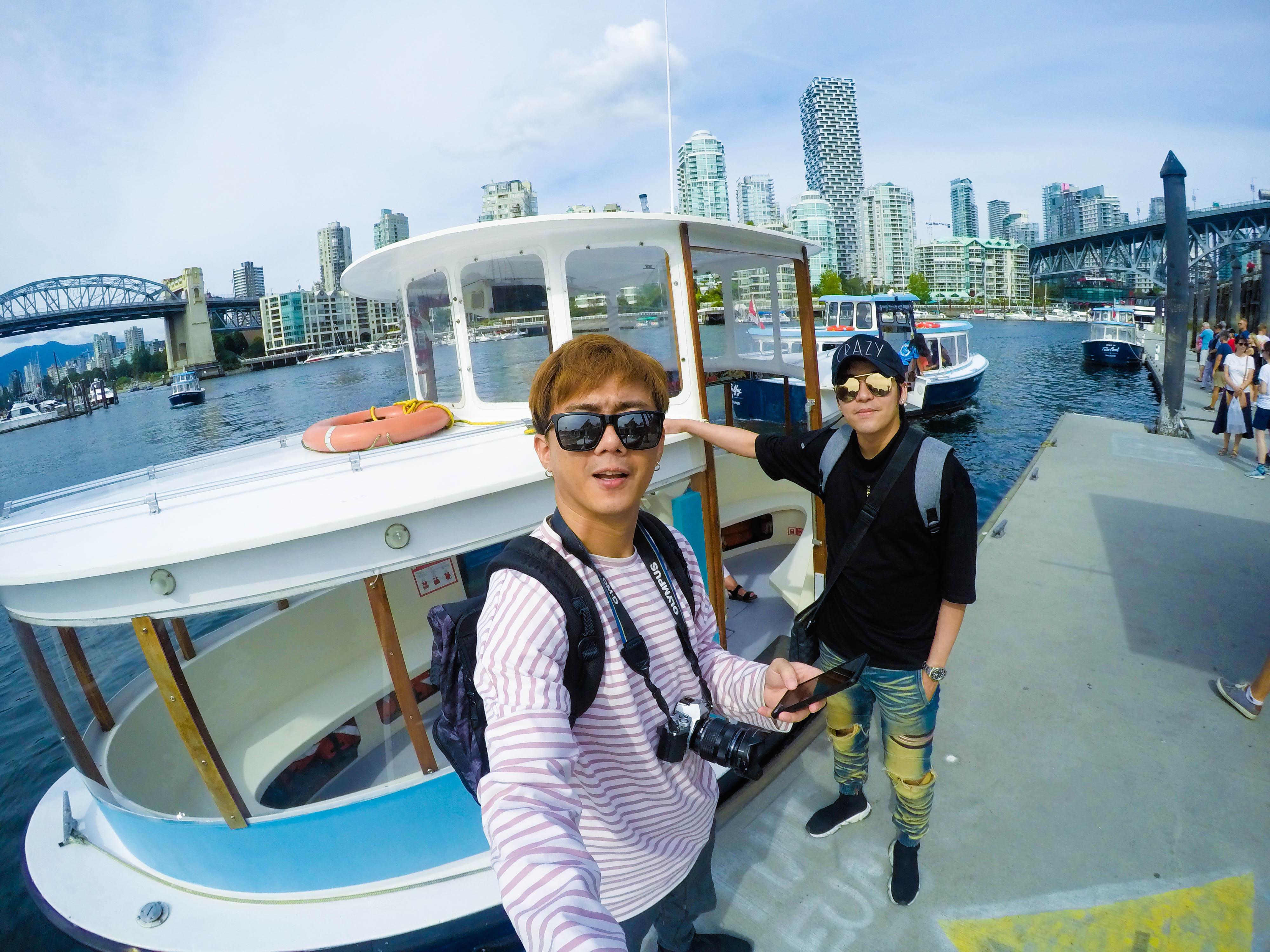 แวนคูเวอร์ (Vancouver ) เที่ยวแคนาดา ทัวร์แคนาดา
