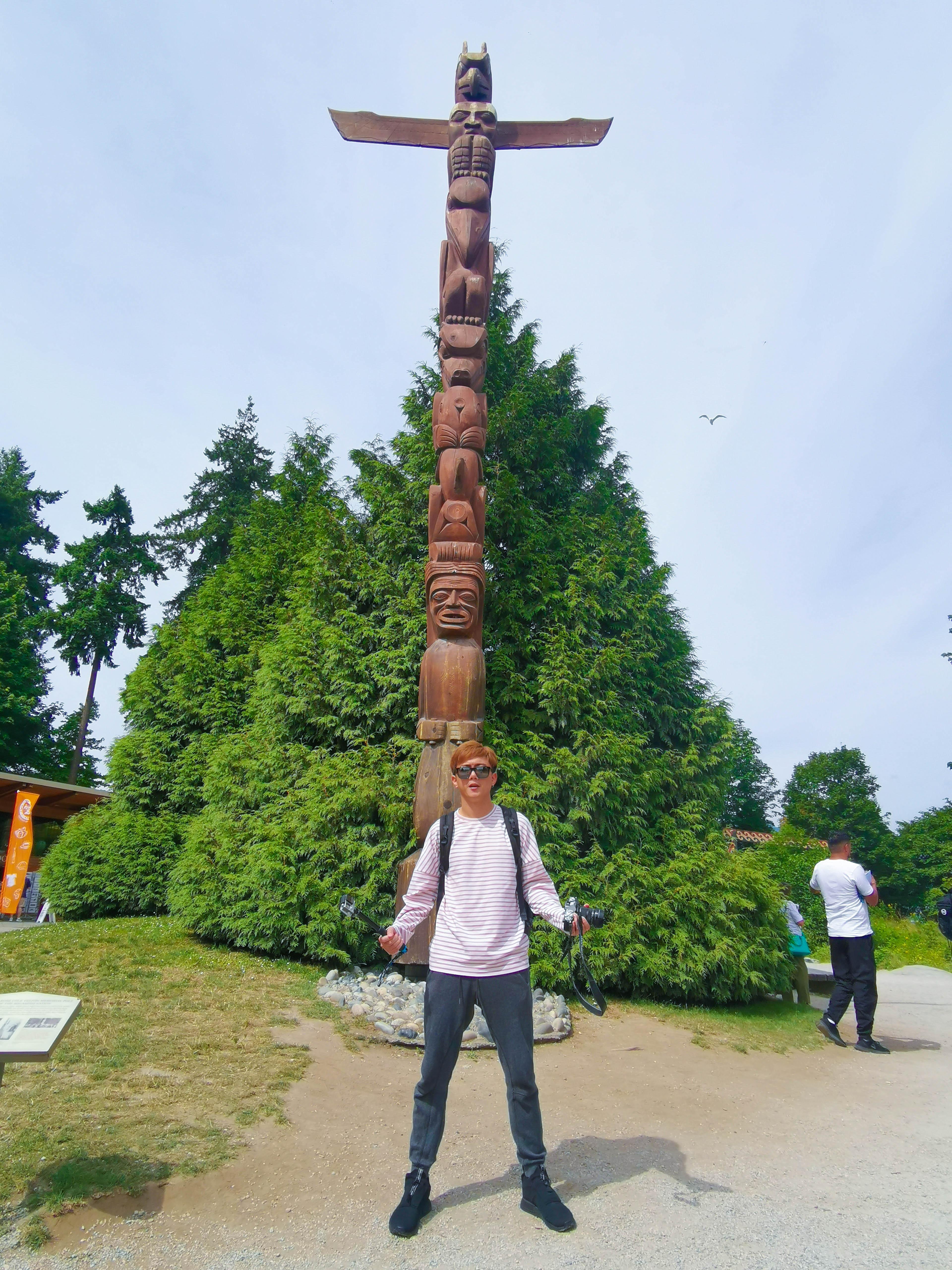 Stanley Park เที่ยวแคนาดา ทัวร์แคนาดา