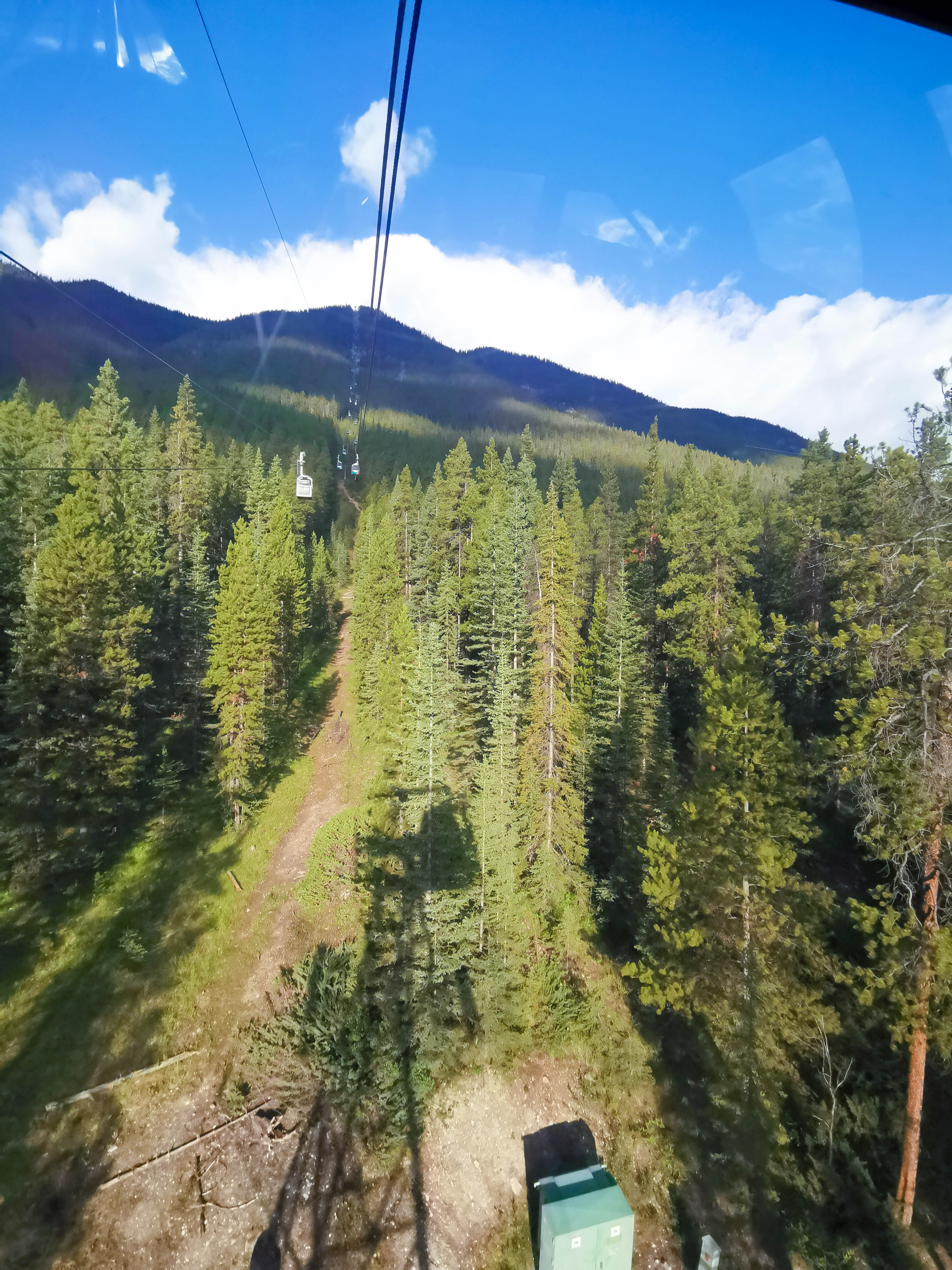 ยอดเขาซัลเฟอร์ (Mt. Sulphur) เที่ยวแคนาดา ทัวร์แคนาดา