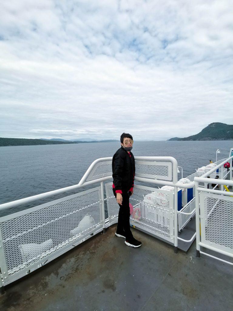 ช่องแคบจอร์เจีย (Strait of Georgia)