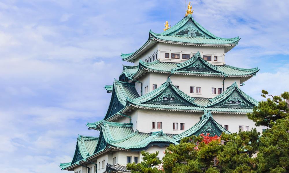 ปราสาทนาโกย่า ทัวร์ญี่ปุ่น เที่ยวญี่ปุ่น