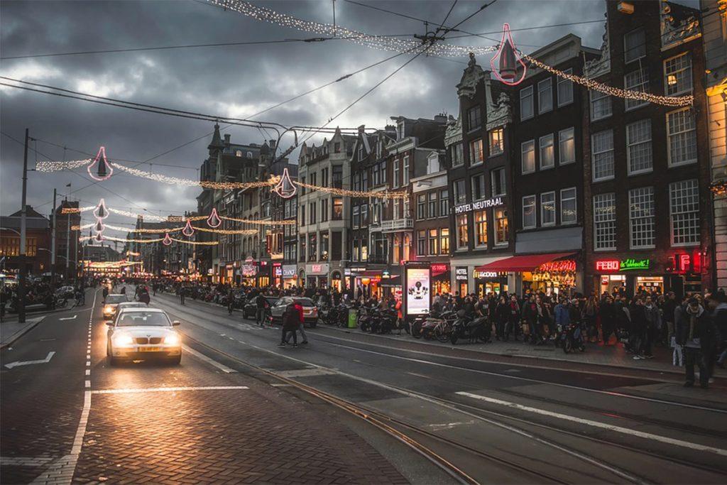 อัมสเตอร์ดัม (Amsterdam) ทัวร์หน้าหนาว ทัวร์ปีใหม่