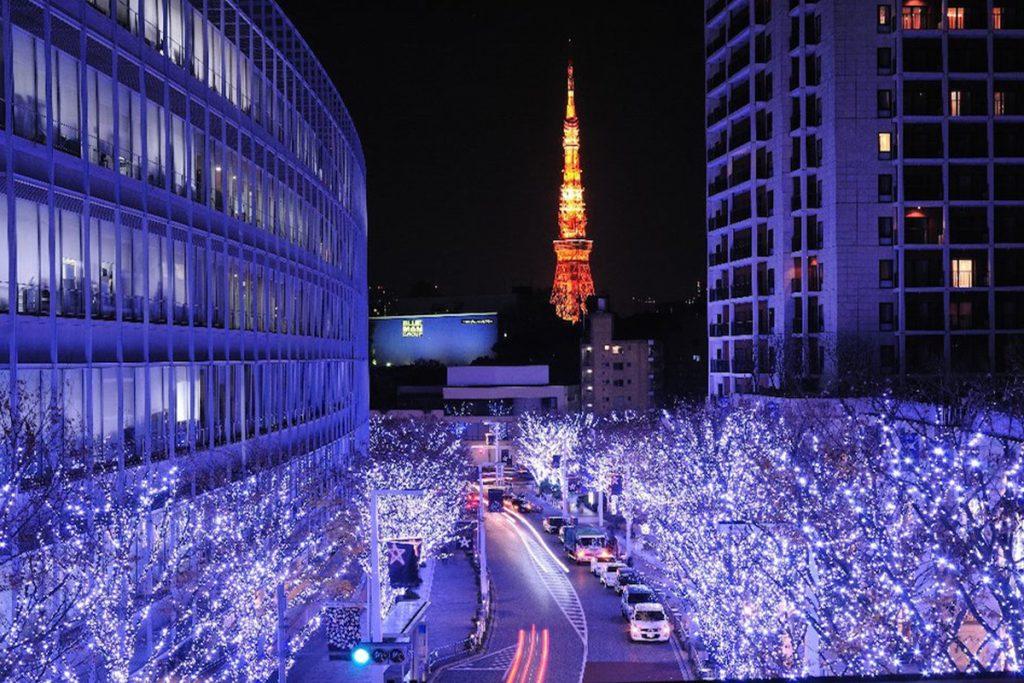 โตเกียว (Tokyo) ทัวร์หน้าหนาว ทัวร์ปีใหม่