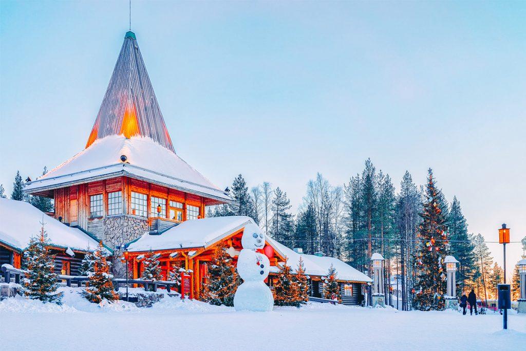 แลปแลนด์ (Lapland) ทัวร์หน้าหนาว ทัวร์ปีใหม่