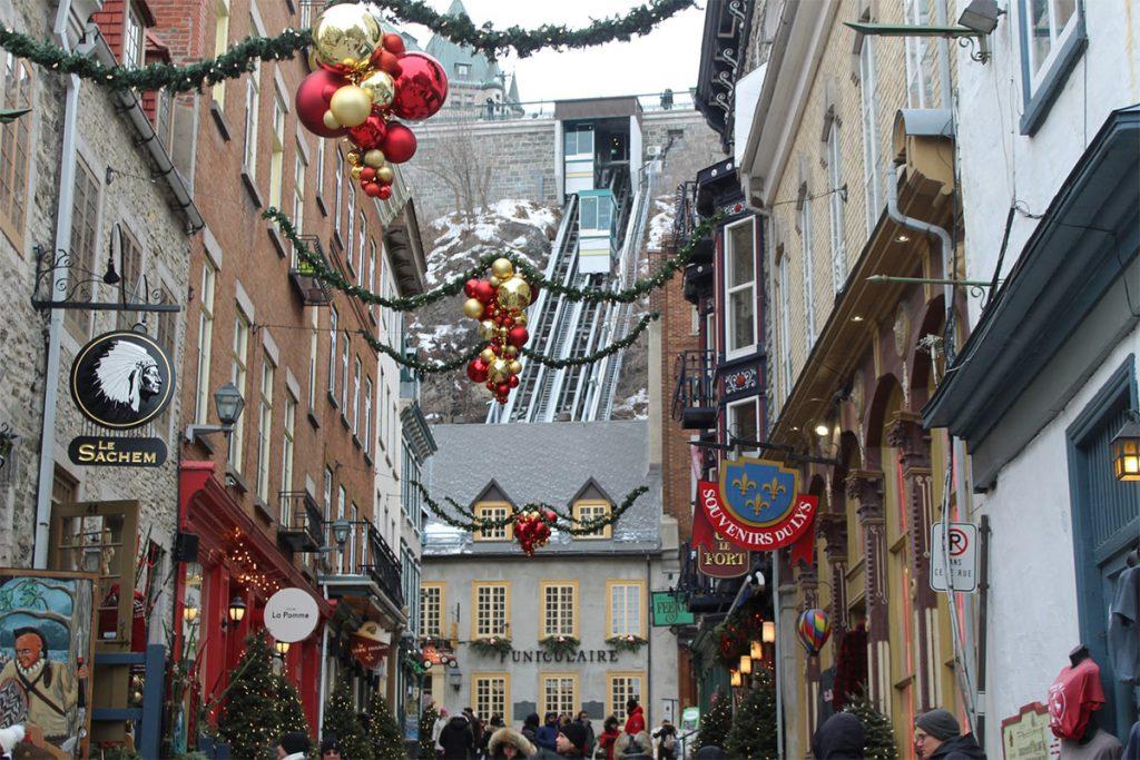 ควิเบก (Quebec) ทัวร์หน้าหนาว ทัวร์ปีใหม่