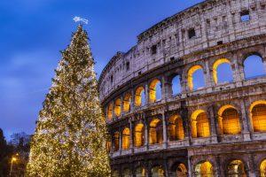 คริสต์มาส หิมะ อิตาลี