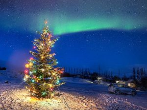 คริสต์มาส หิมะ ไอร์แลนด์